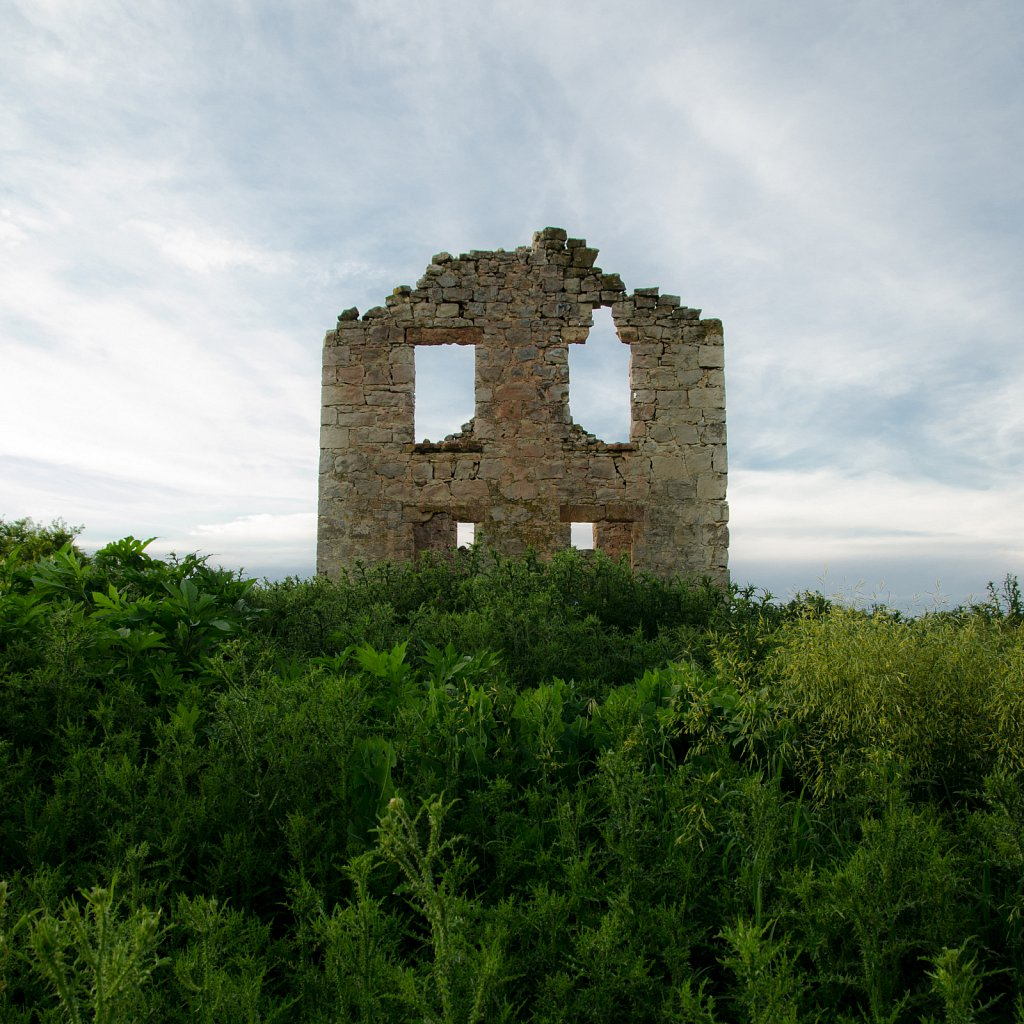 Ruins on the Hill